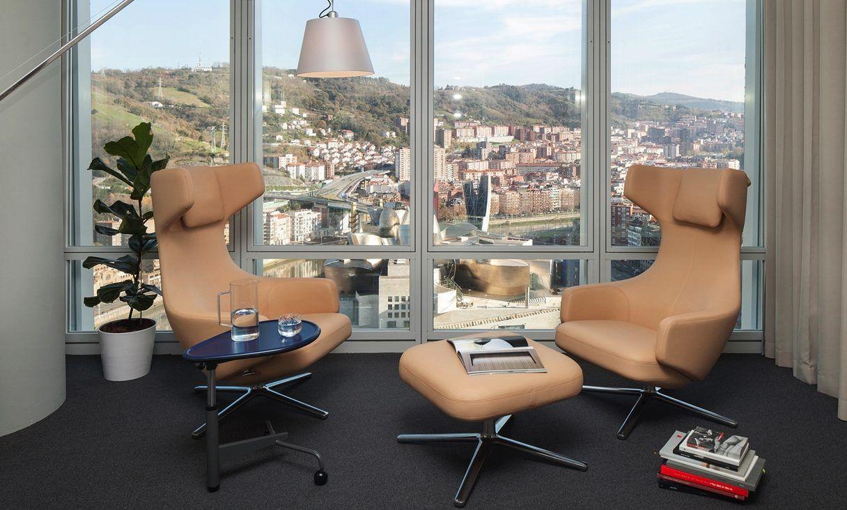 Sagaseta proyectos de interiorismo torre iberdrola for Oficina iberdrola