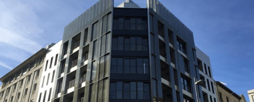 edificio Roncesvalles Sagaseta