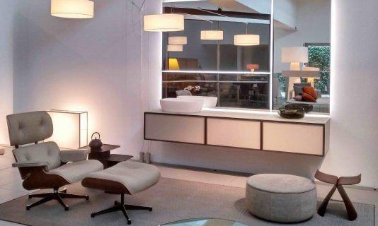 Colección Bespoke de antoniolupi en muebles Sagaseta