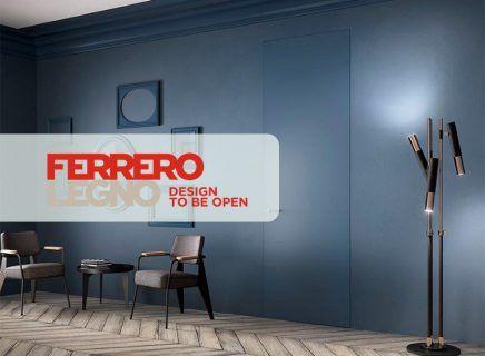 Ferrero Legno en Sagaseta. La colección más completa en baños